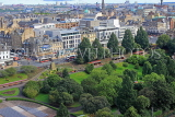 SCOTLAND, Edinburgh, city view from Edinburgh Castle, SCO1116JPL