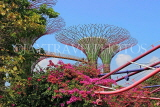 SINGAPORE, Gardens by the Bay, Supertree Grove, SIN440JPL