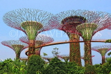 SINGAPORE, Gardens by the Bay, Supertree Grove, SIN471JPL