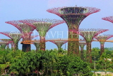 SINGAPORE, Gardens by the Bay, Supertree Grove, SIN476JPL