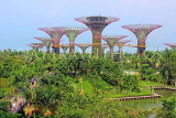 SINGAPORE, Gardens by the Bay, and Supertree Grove, SIN477JPL