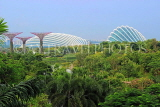 SINGAPORE, Gardens by the Bay, and conservatories, SIN466JPL