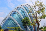 SINGAPORE, Gardens by the Bay, conservatory, SIN463JPL