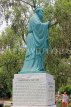 SINGAPORE, Jurong Chinese Garden, statue of Confucius, SIN1447JPL