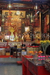 SINGAPORE, Little India, Leong San See Temple, interior, SIN651JPL