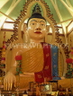 SINGAPORE, Little India, Temple of 1000 Lights, giant Buddah statue, SIN141JPL