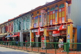 SINGAPORE, Little India, traditional shop-houses, SIN674JPL