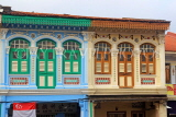 SINGAPORE, Little India, traditional shop-houses, SIN676JPL