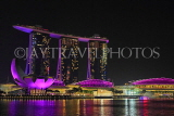 SINGAPORE, Marina Bay, Marina Bay Sands, light and water show, SIN1147JPL
