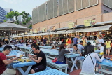 SINGAPORE, Marina Bay (by the Esplanade), Makansutra Glutton's Bay Food Court, SIN1430JPL