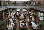 SINGAPORE, Marina Bay Sands, The Shoppers (shopping mall), restaurant scene, SIN1097JPL