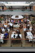 SINGAPORE, Marina Bay Sands, The Shoppers (shopping mall), restaurant scene, SIN1098JPL
