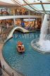 SINGAPORE, Marina Bay Sands, The Shoppers (shopping mall), sampan rides, SIN1099JPL