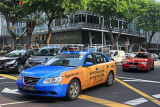 SINGAPORE, Orchard Road, Taxi, SIN1249JPL