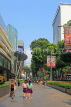 SINGAPORE, Orchard Road, shopping street, SIN1233JPL