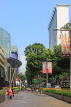 SINGAPORE, Orchard Road, shopping street, SIN1235JPL