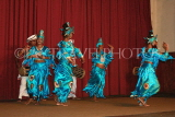SRI LANKA, Kandy, dance ensemble, Mayura Natuma (Peacock Dance), SLK2918JPL