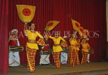 SRI LANKA, Kandy, dance ensemble, harvest dance, SLK2923JPL