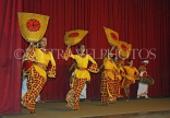 SRI LANKA, Kandy, dance ensemble, harvest dance, SLK2924JPL