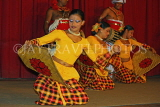 SRI LANKA, Kandy, dance ensemble, harvest dance, SLK2928JPL