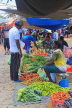 SRI LANKA, Negombo, market, fruit and vegetable market, SLK6217JPL