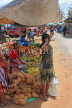 SRI LANKA, Negombo, market, fruit and vegetable market, SLK6219JPL