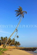 SRI LANKA, south coast, Ahangama area, beach and coconut trees, SLK4745JPL