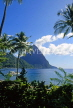 ST LUCIA, The Pitons and coast, view from Soufriere, STL651JPL