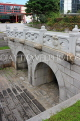 South Korea, SEOUL, Gyeonghuigung Palace, Geumcheongyo Bridge (by Museum of History), SK688JPL