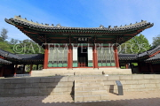 South Korea, SEOUL, Gyeonghuigung Palace, Jajeongjeon (king's private living room), SK715JPL