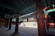 South Korea, SEOUL, Gyeonghuigung Palace, Jajeongjeon (king's private living room), SK716JPL