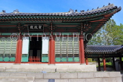 South Korea, SEOUL, Gyeonghuigung Palace, Jajeongjeon (king's private living room), SK717JPL