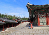 South Korea, SEOUL, Gyeonghuigung Palace, palace buildings, SK712JPL