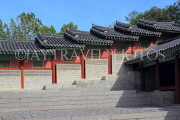 South Korea, SEOUL, Gyeonghuigung Palace, palace buildings, SK718JPL