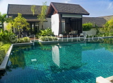 THAILAND, Ko Samui, house with pool, traditional Thai & Chinese design, THA2170JPL