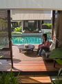 THAILAND, Ko Samui, house with pool, traditional Thai & Chinese design, THA2173JPL