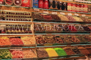 TURKEY, Istanbul, Grand Bazaar (Kapali Carsi), spices and sweets shop,TUR1252JPL