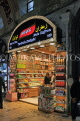 TURKEY, Istanbul, Grand Bazaar (Kapali Carsi), spices and sweets shop,TUR1253JPL