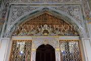 TURKEY, Istanbul, Topkapi Palace, Imperial Council Chamber, gilded door, TUR1077PL