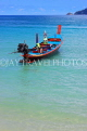Thailand, PHUKET, Patong Beach, longtail boat for sea tours, THA4088JPL