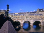 UK, Avon, BATH, Pulteney Bridge, UK5211JPL