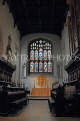 UK, Cambridgeshire, CAMBRIDGE, Great St Mary's Church, interior, stained glass window, UK34989JPL