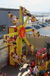 UK, Essex, Southend-On-Sea, Adventure Island, Fireball Ride, UK6850JPL