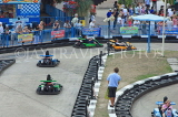 UK, Essex, Southend-On-Sea, Adventure Island, Go Karting, UK6847JPL