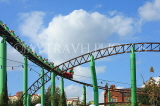 UK, Essex, Southend-On-Sea, Adventure Island, Green Scream Ride, UK6857JPL