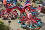 UK, Essex, Southend-On-Sea, Adventure Island, Scorpion ride, UK6842JPL