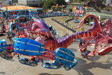 UK, Essex, Southend-On-Sea, Adventure Island, Scorpion ride, UK6844JPL