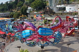 UK, Essex, Southend-On-Sea, Adventure Island, Scorpion ride, UK6845JPL