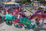 UK, Essex, Southend-On-Sea, Adventure Island, Scorpion ride, UK6846JPL