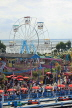 UK, Essex, Southend-On-Sea, Adventure Island, and Big Wheel ferris ride, UK6854JPL